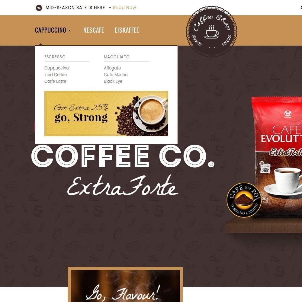 theme - Napoje & Wyroby tytoniowe - Coffee Shop - 8