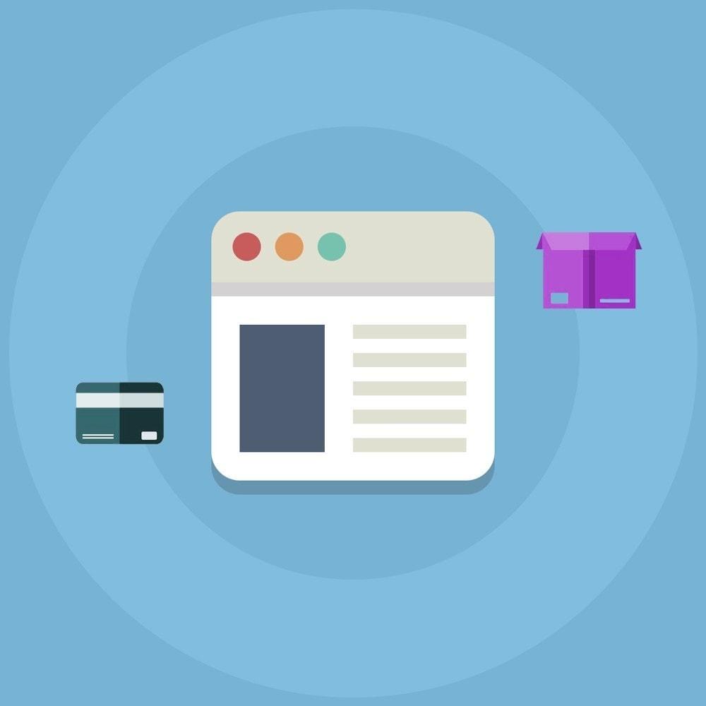 module - Procedury składania zamówień - Knowband - Additional Order Forms/Field Manager - 1