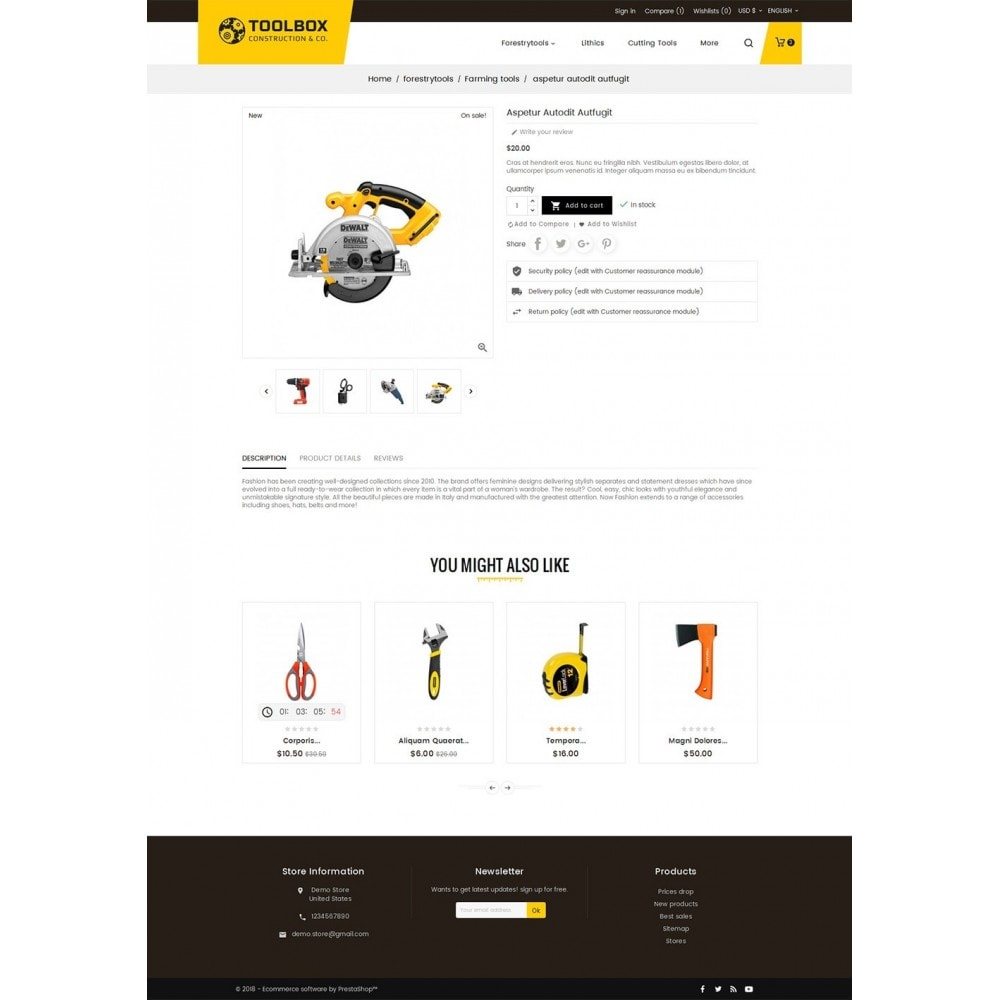 theme - Heim & Garten - Construction & Tools - 5