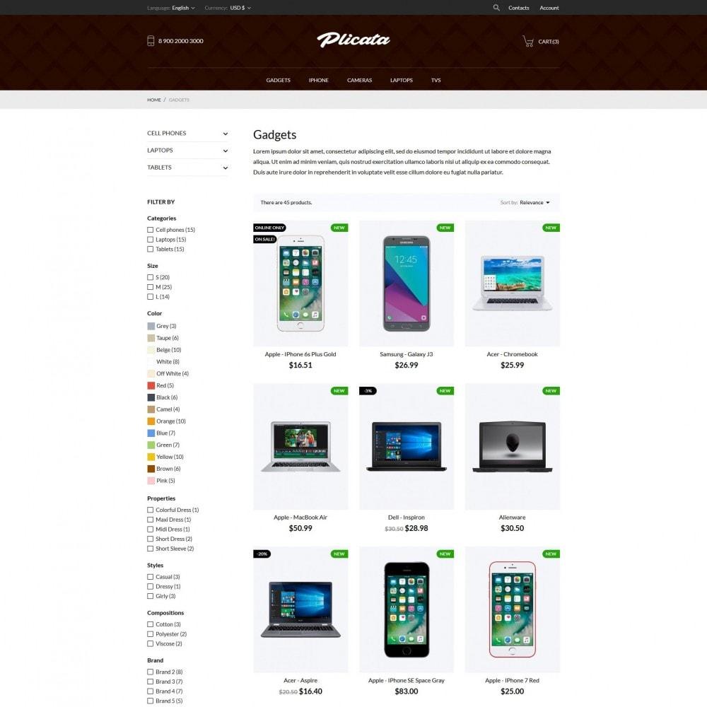 theme - Elettronica & High Tech - Plicata - High-tech Shop - 5