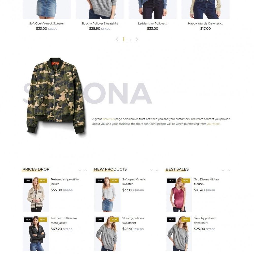 theme - Mode & Schuhe - Sedona Fashion Store - 4