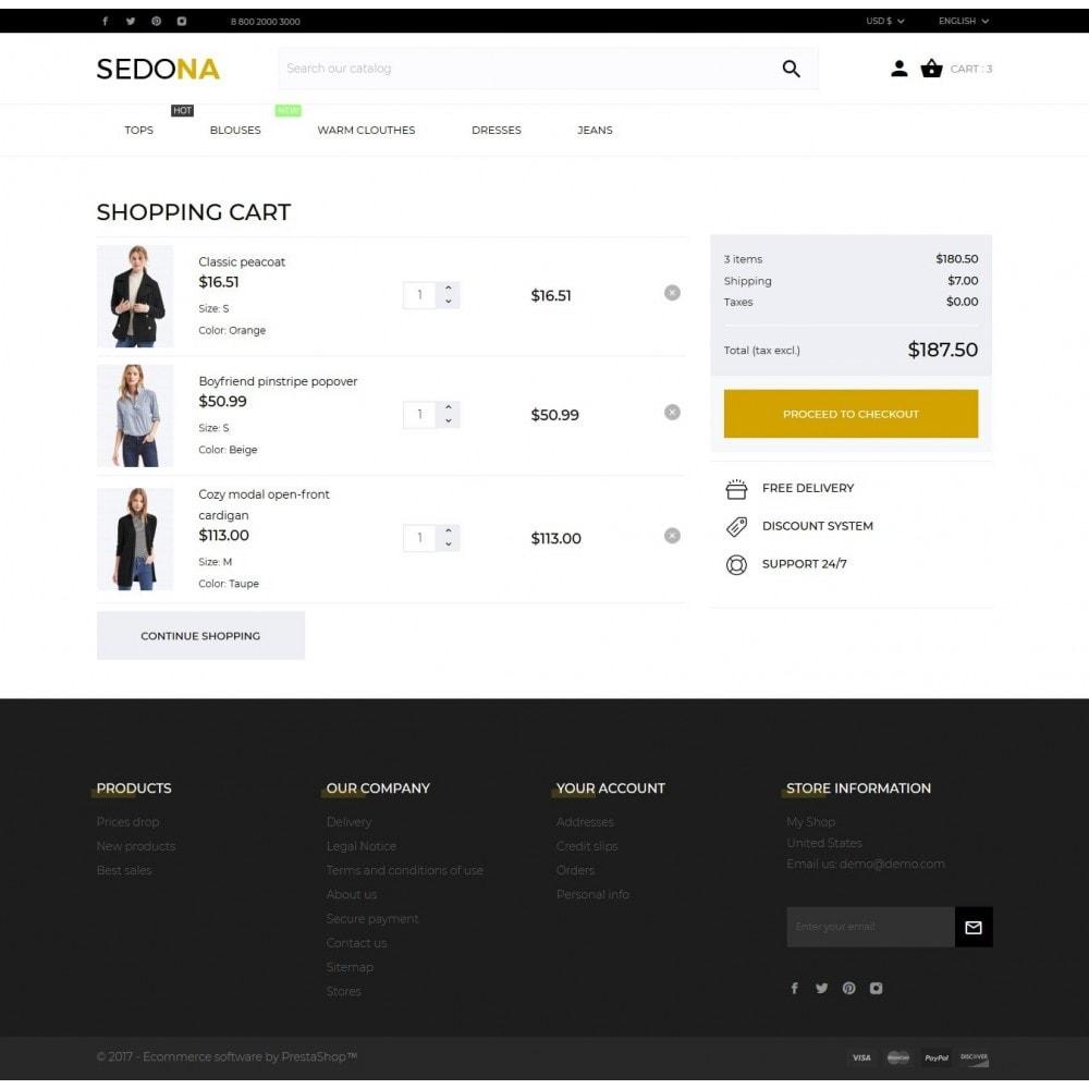theme - Moda & Calçados - Sedona Fashion Store - 9