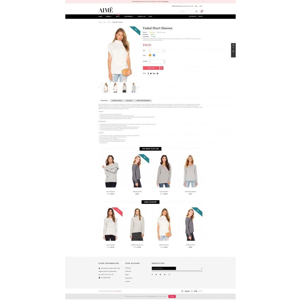 theme - Moda & Calzature - Aime Fashion - 4
