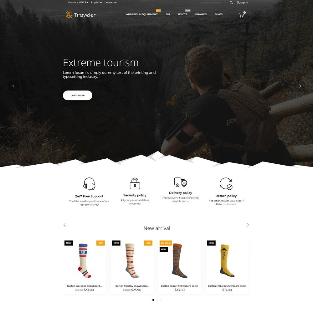theme - Sport, Aktivitäten & Reise - Traveler - 2