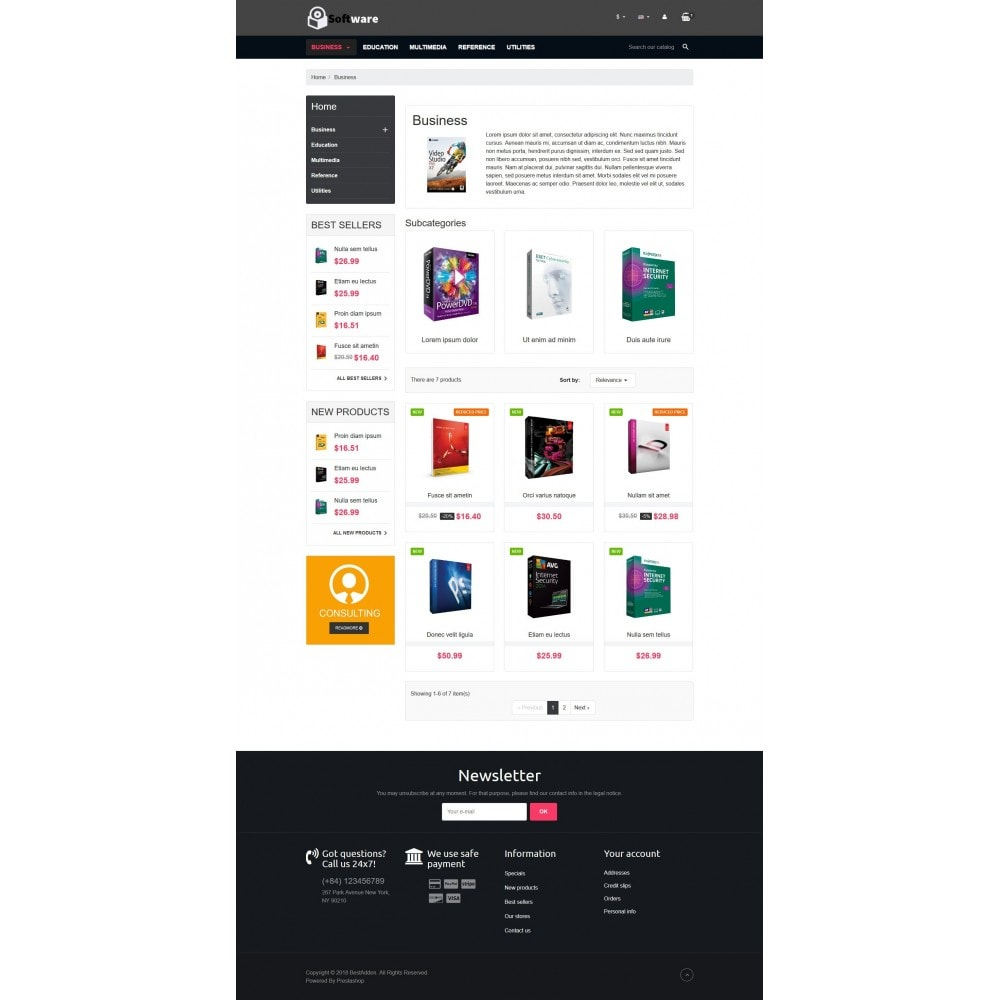 theme - Elektronik & High Tech - VP_Software Store - 3