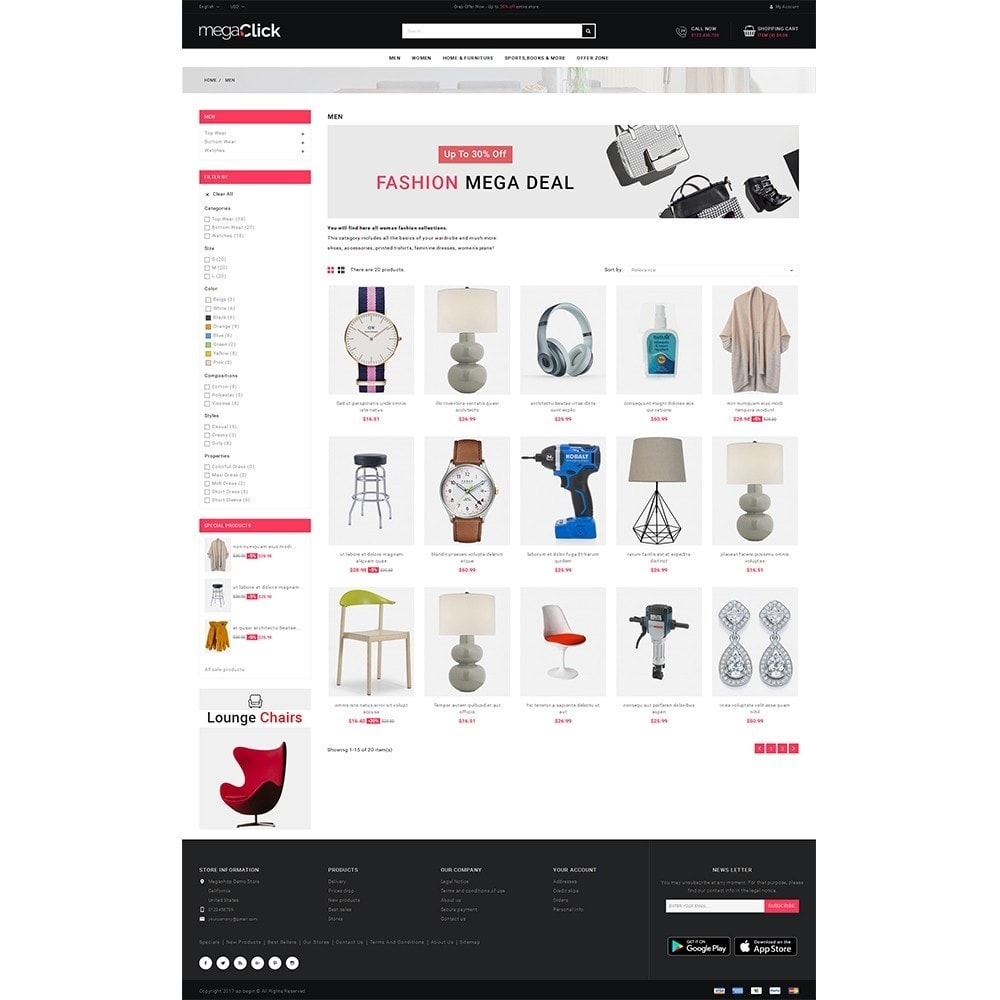 theme - Huis & Buitenleven - Megaclick Store - 3