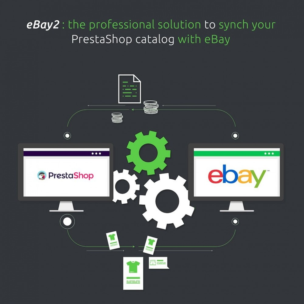 module - Торговая площадка - Ebay 2.0 Marketplace - 3