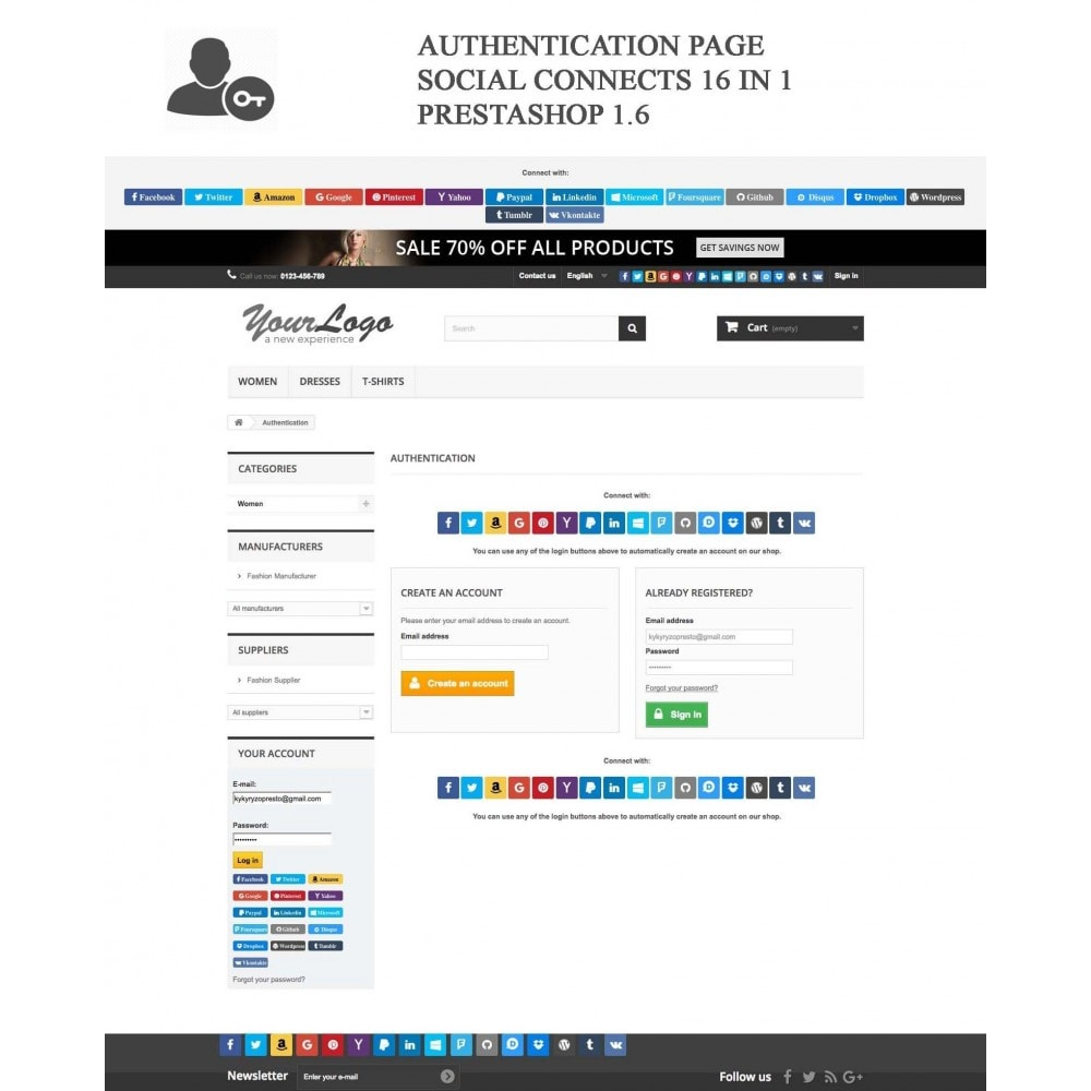 bundle - Текущие специальные предложения – Экономьте деньги! - Fashion, Jewelry and Accessories e-commerce Starter Pack - 2
