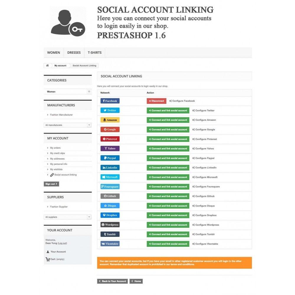bundle - Boutons Login & Connect - Blog PRO, Social Connexions, Product Avis - 12