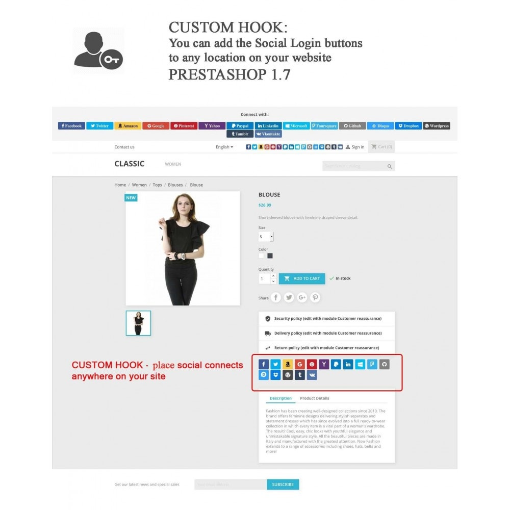 bundle - Current offers – Make great savings! - Premium Store - Fashion & Accessories (e-commerce pack) - 18