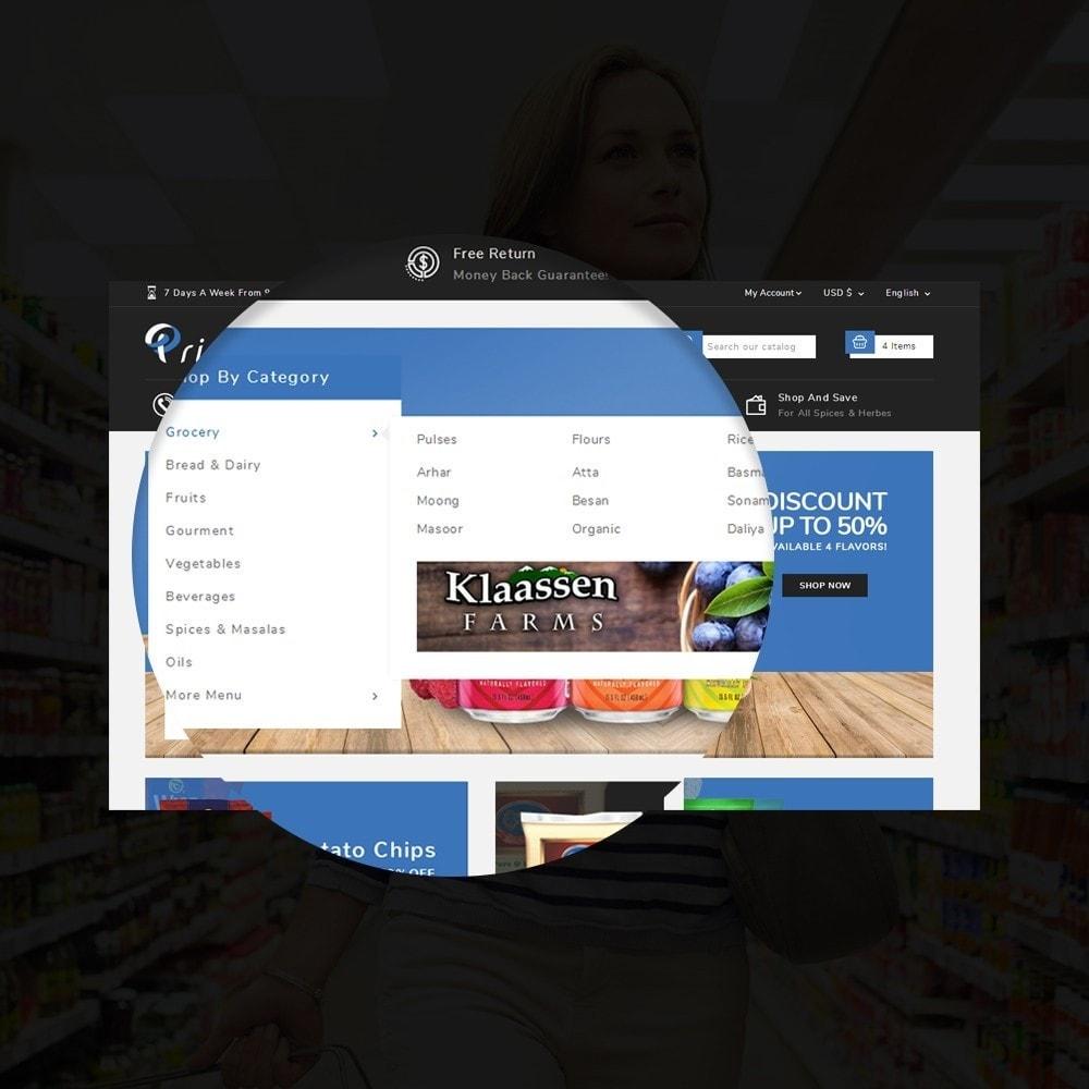 theme - Żywność & Restauracje - Prime Grocery Store - 9