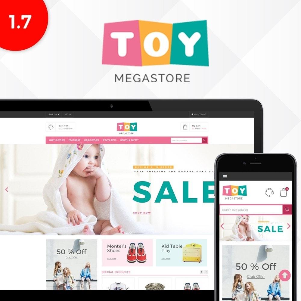 theme - Enfants & Jouets - Toy megastore - 1