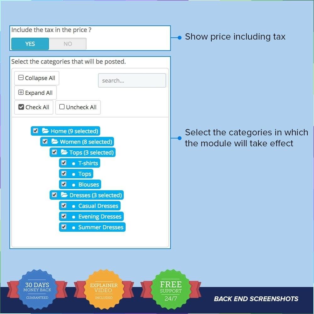 bundle - Товаров в социальных сетях - Social Marketing Pack - 3
