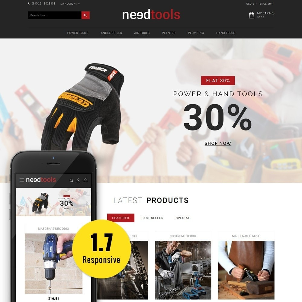 theme - Coches y Motos - NeedTools Store - 1