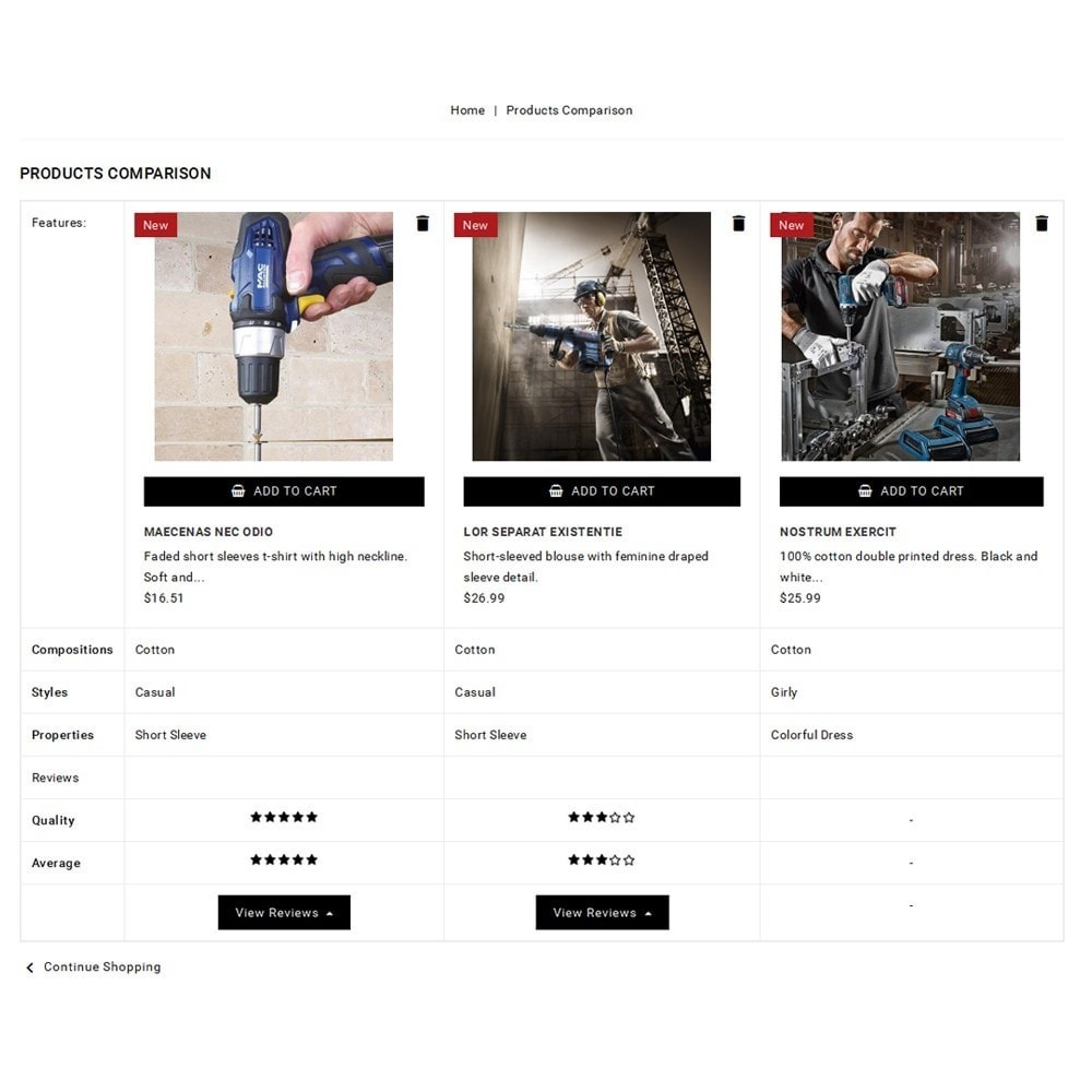 theme - Carros & Motos - NeedTools Store - 9