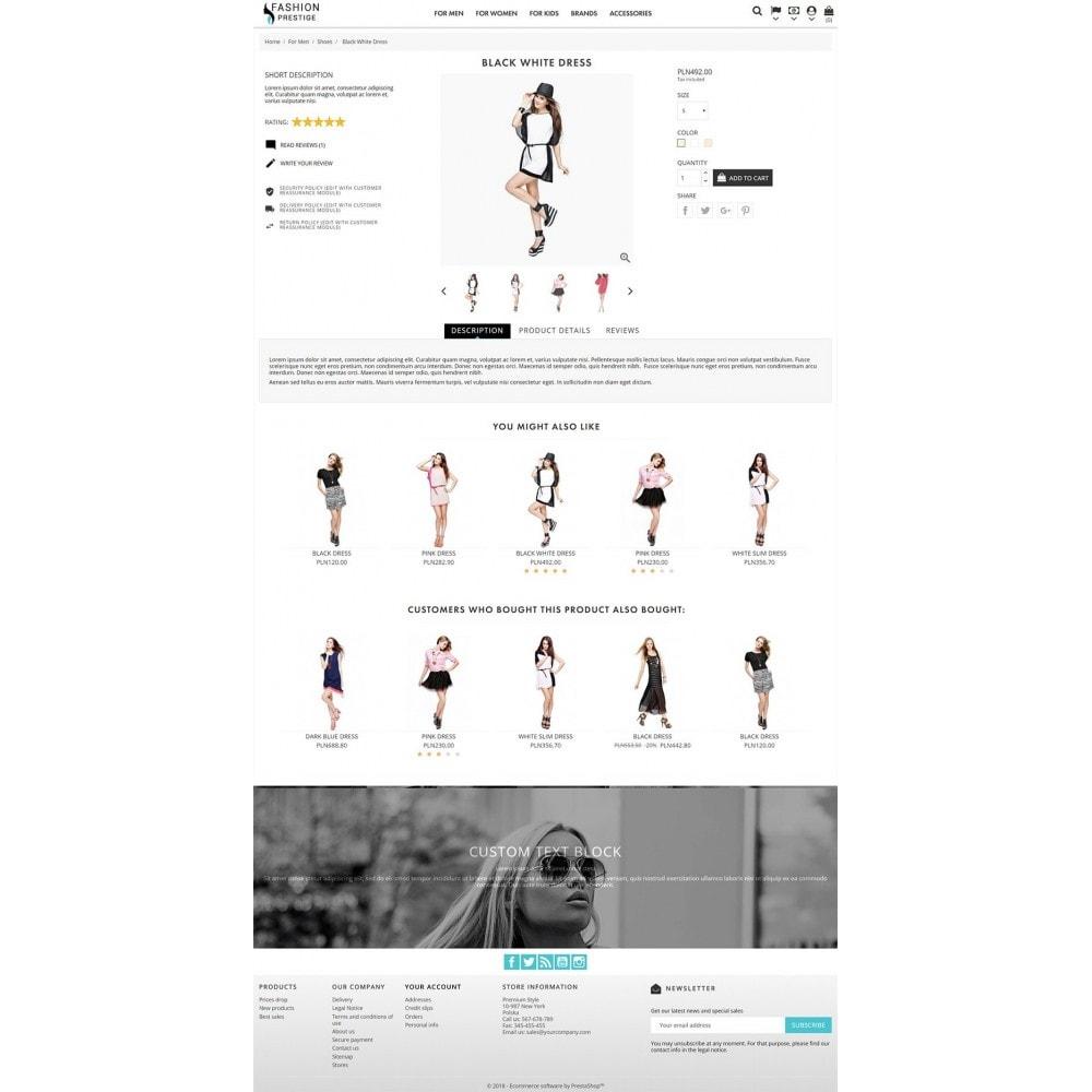 theme - Moda & Obuwie - Prestige Fashion - 4