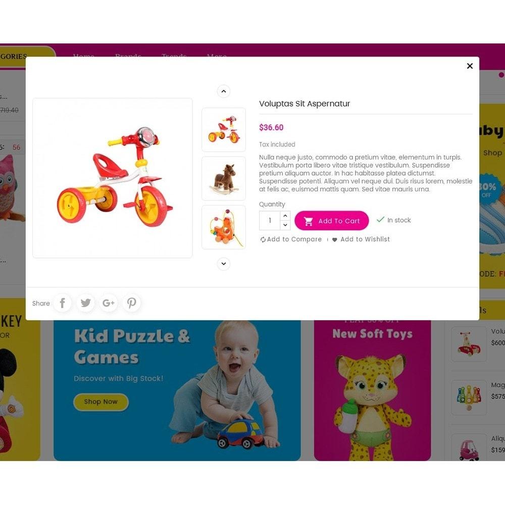 theme - Дети и Игрушки - Mega Mart Kids Toys - 8