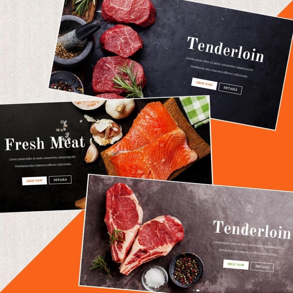 theme - Żywność & Restauracje - Food Shop II - 3