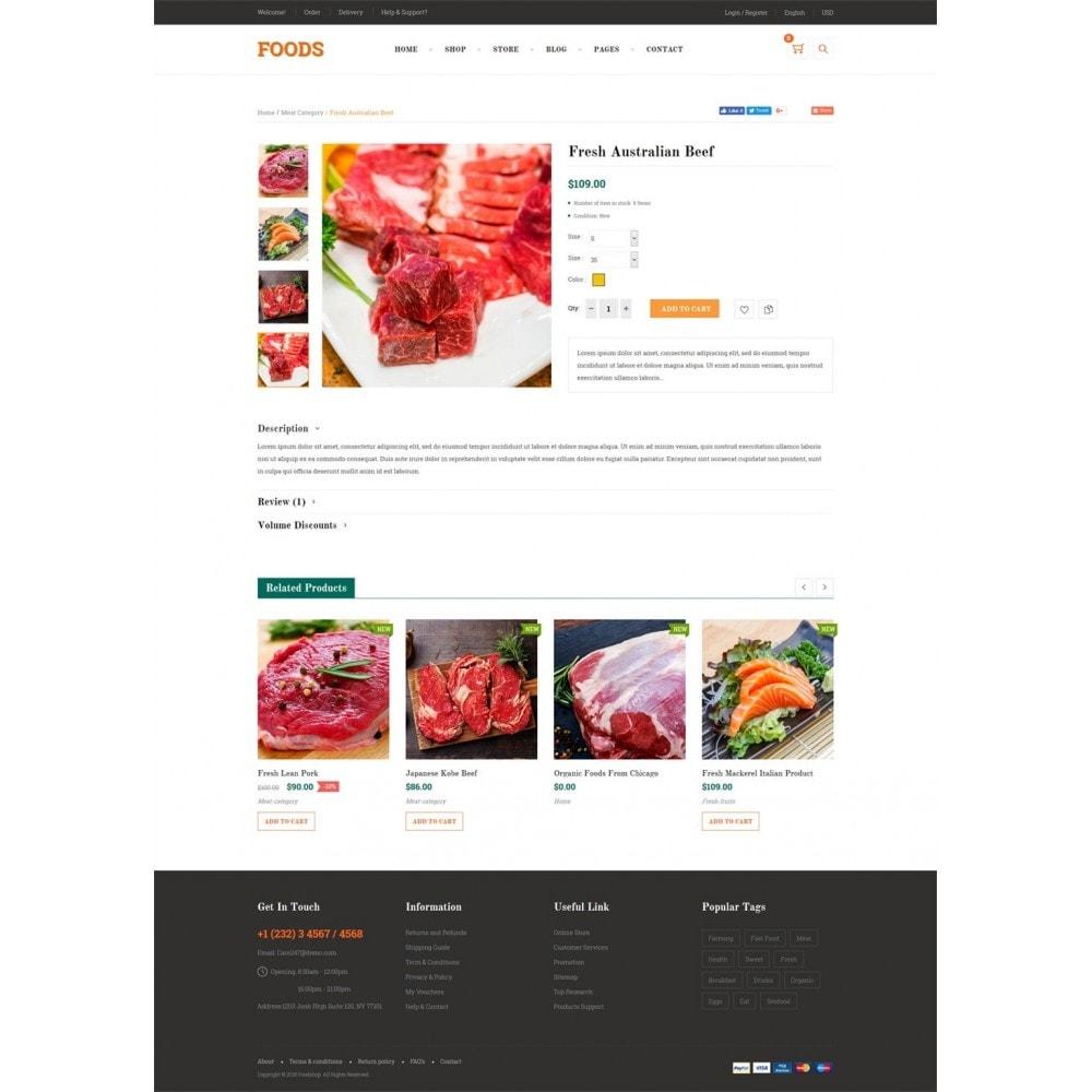 theme - Alimentation & Restauration - Food Shop II - 9