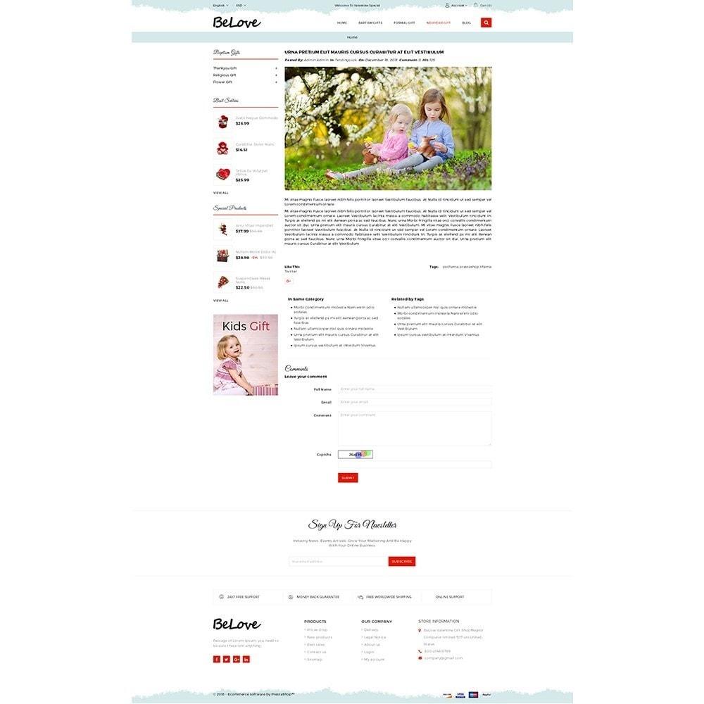 theme - Cadeaux, Fleurs et Fêtes - Belove Gift Store - 8