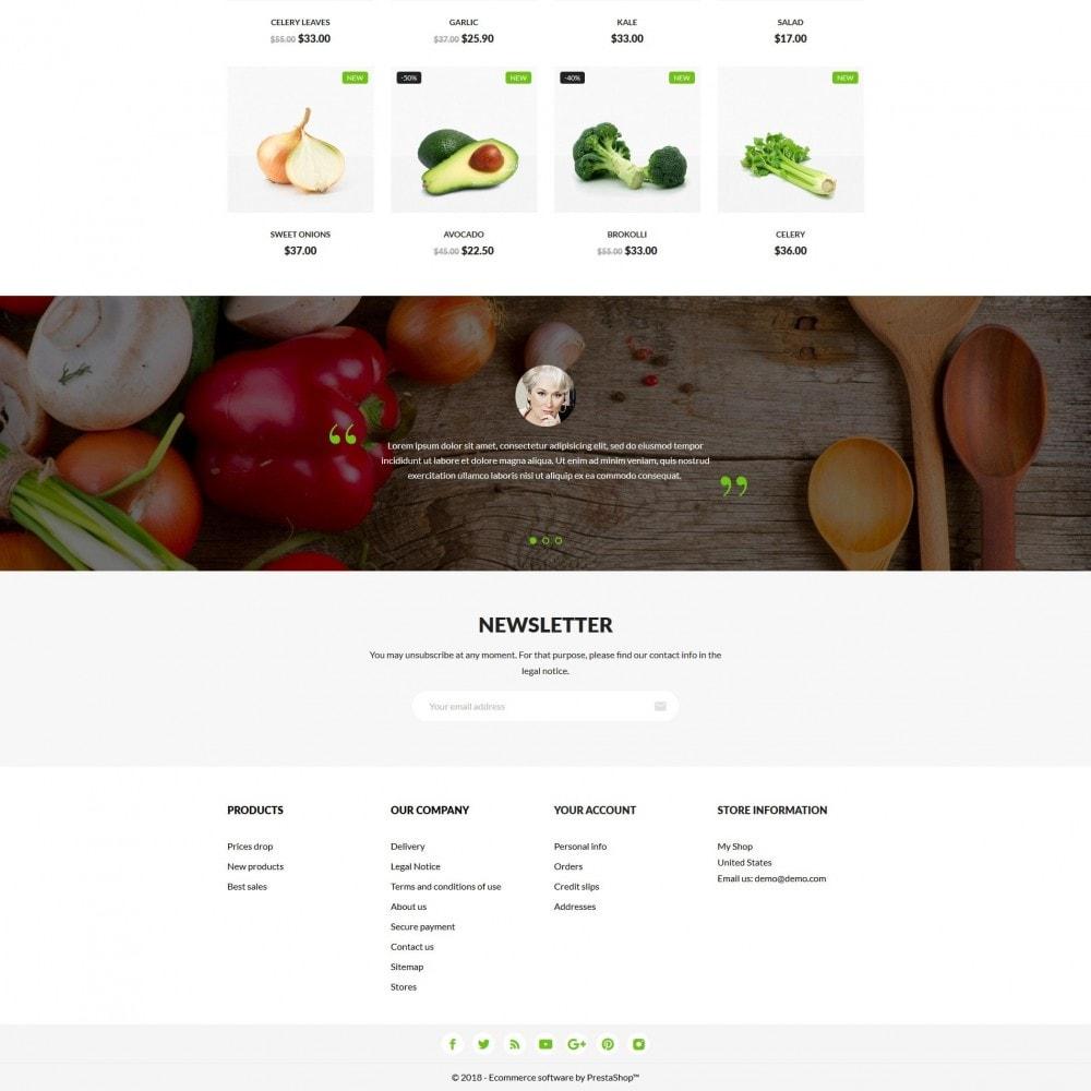 theme - Alimentos & Restaurantes - Elianto - 3