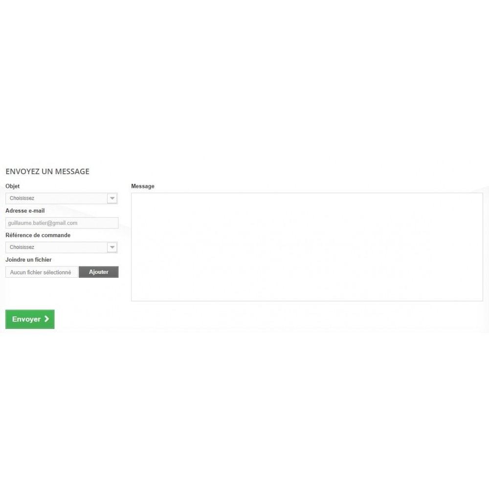 module - Veiligheid & Toegang - No spam - 3