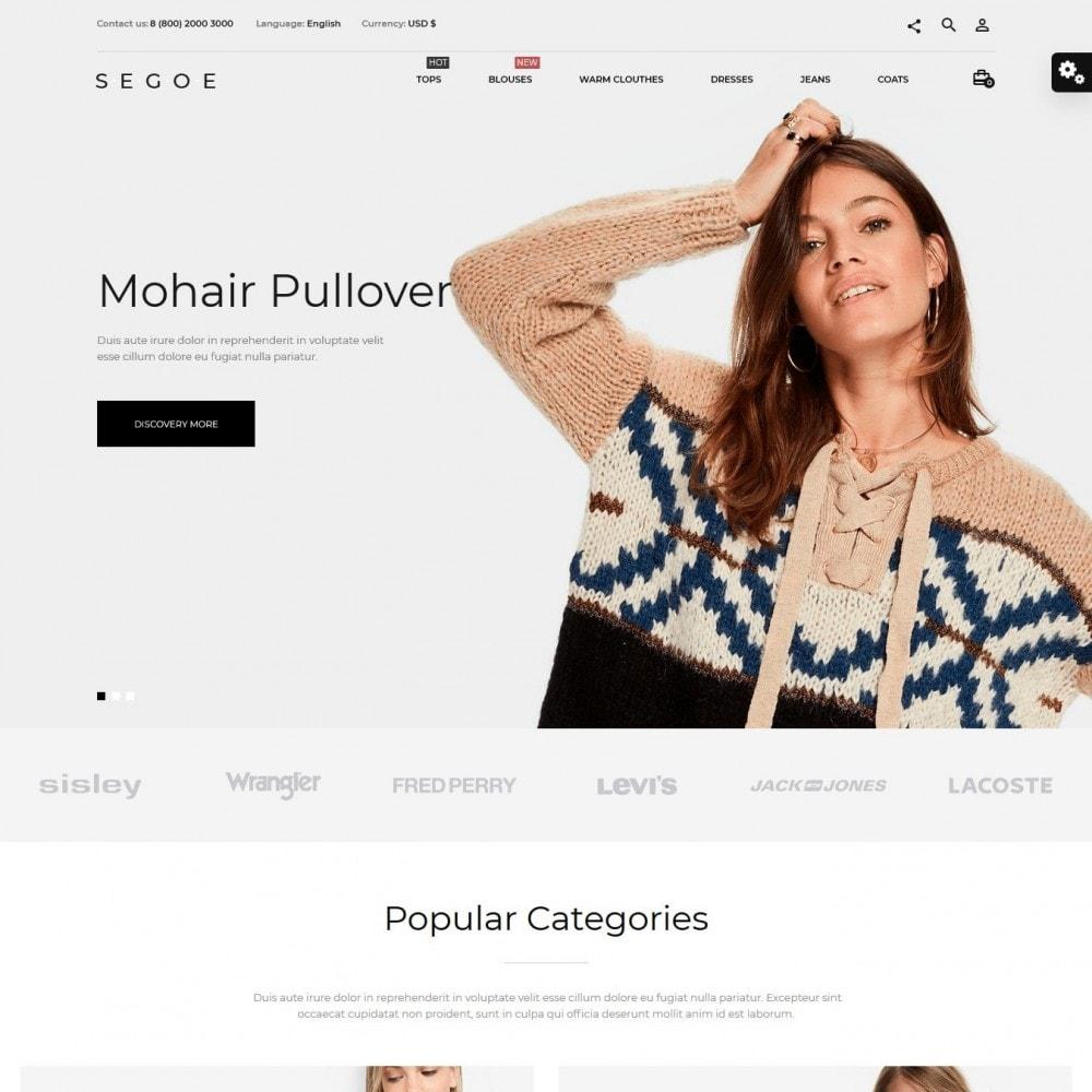 theme - Moda y Calzado - Segoe Fashion Store - 2