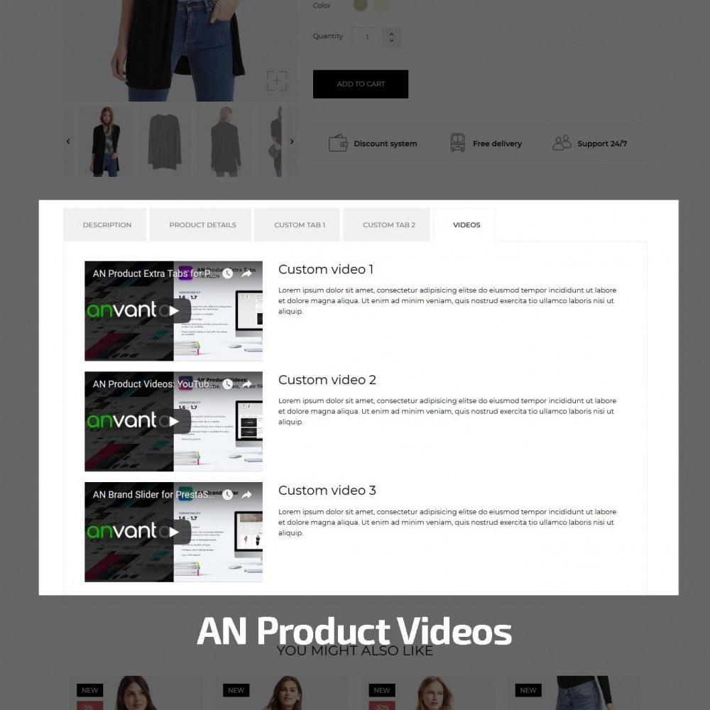 theme - Moda y Calzado - Segoe Fashion Store - 9