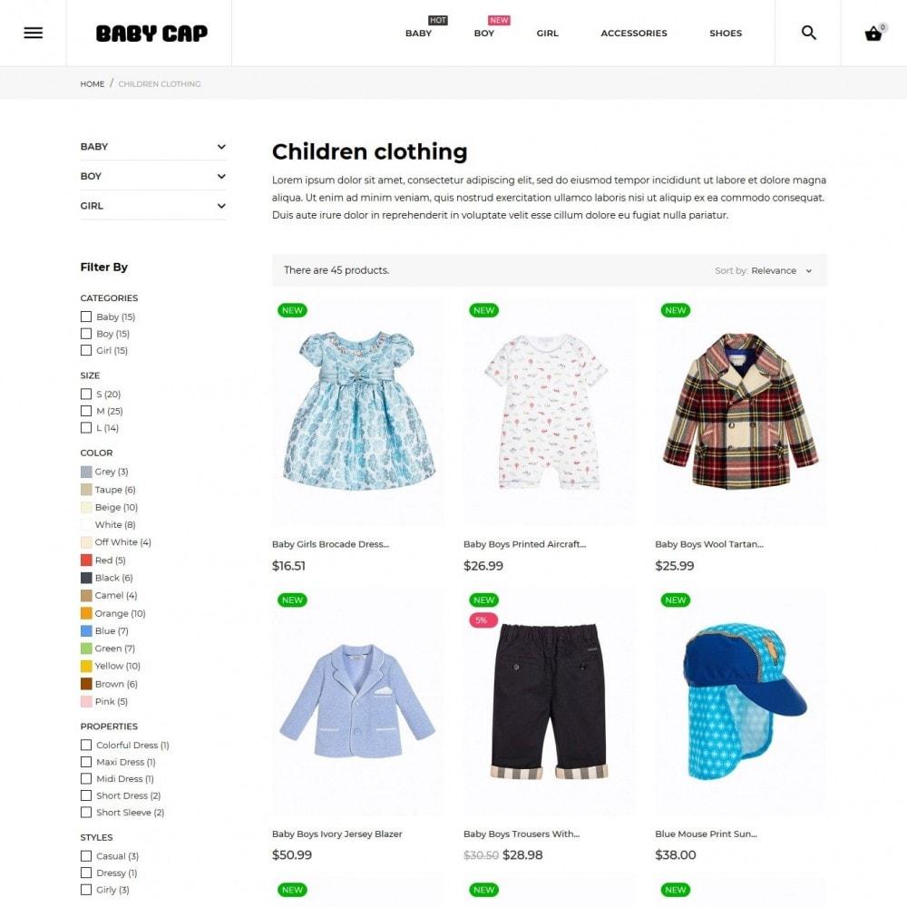 theme - Zabawki & Artykuły dziecięce - Baby cap - 6