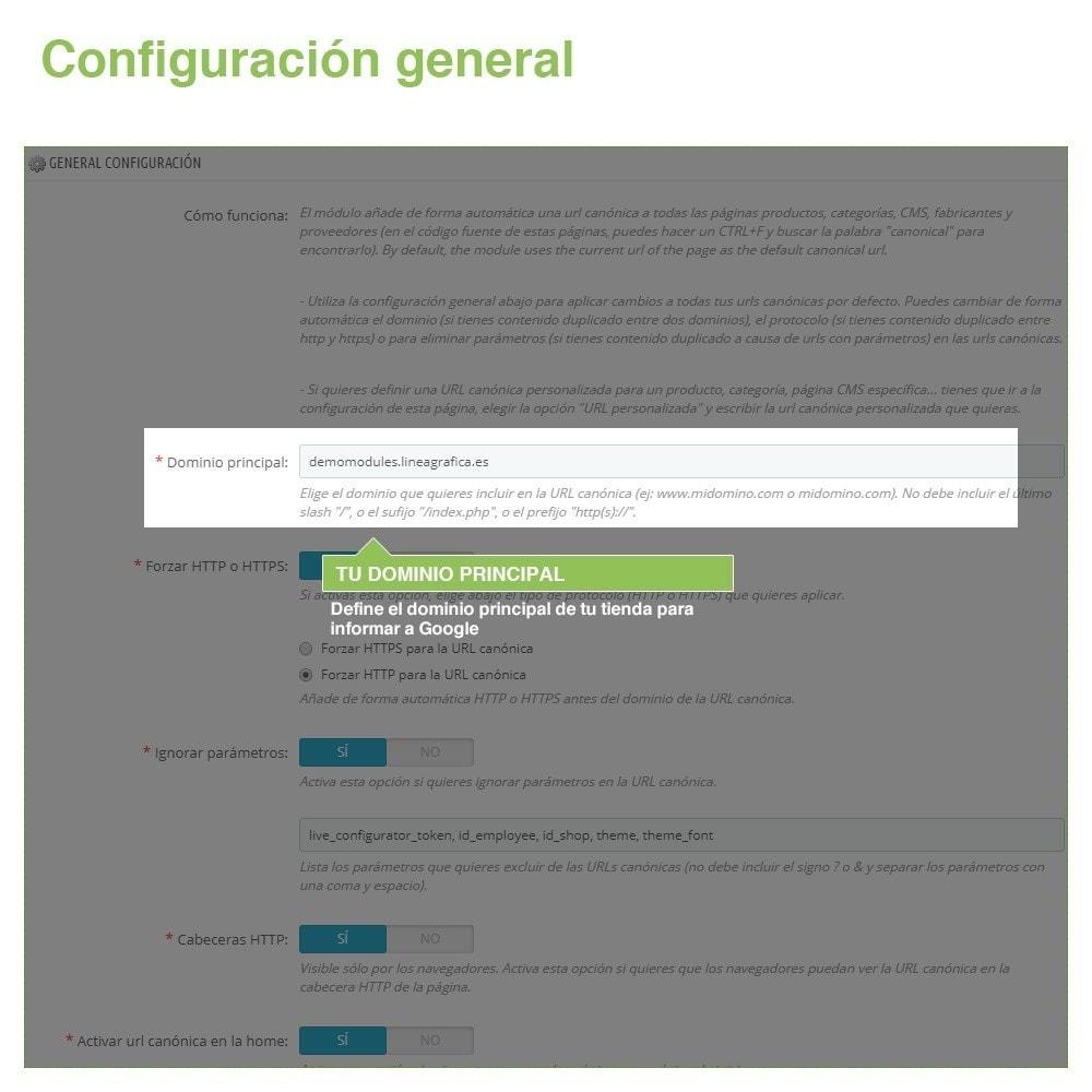 bundle - URL y Redirecciones - SEO - Mejora tu Posicionamiento - 3 Módulos - 2