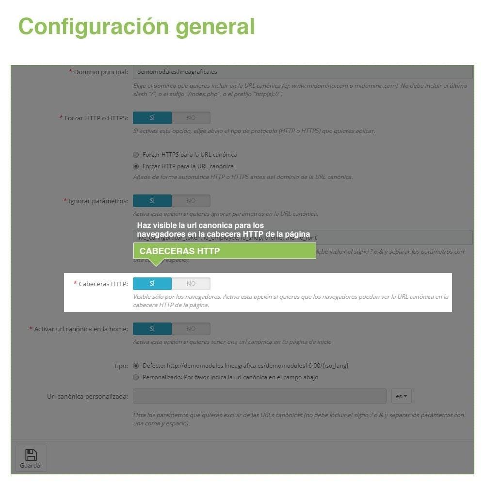 bundle - URL y Redirecciones - SEO - Mejora tu Posicionamiento - 3 Módulos - 5
