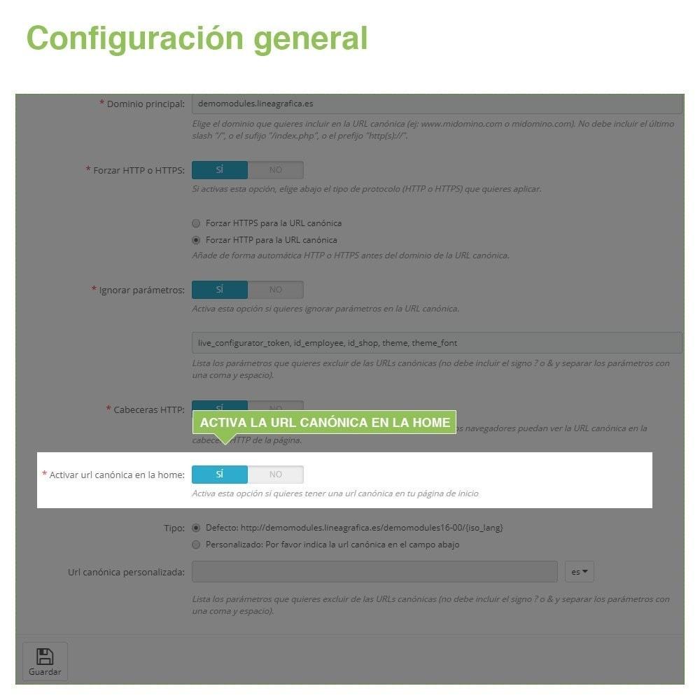 bundle - URL y Redirecciones - SEO - Mejora tu Posicionamiento - 3 Módulos - 6