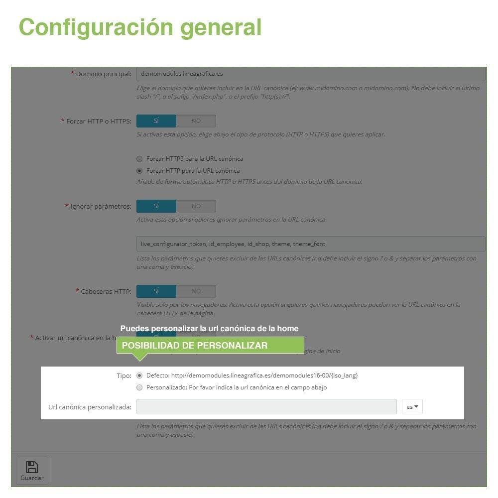 bundle - URL y Redirecciones - SEO - Mejora tu Posicionamiento - 3 Módulos - 7