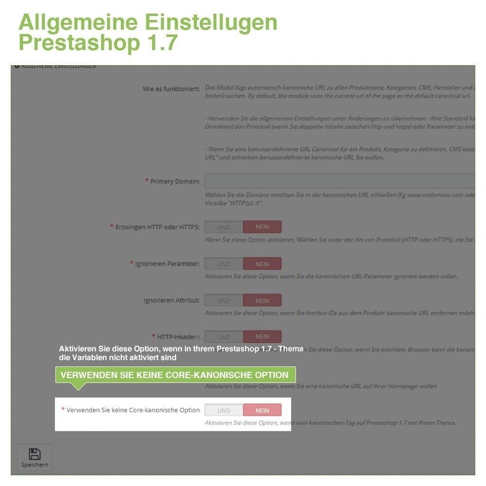 bundle - URL & Redirects - SEO - Verbessern Sie Ihre Website Indexierung - 3-Modul - 9