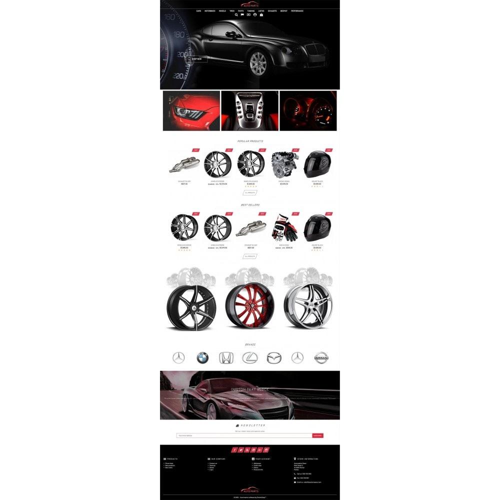 theme - Carros & Motos - Auto Parts - 2
