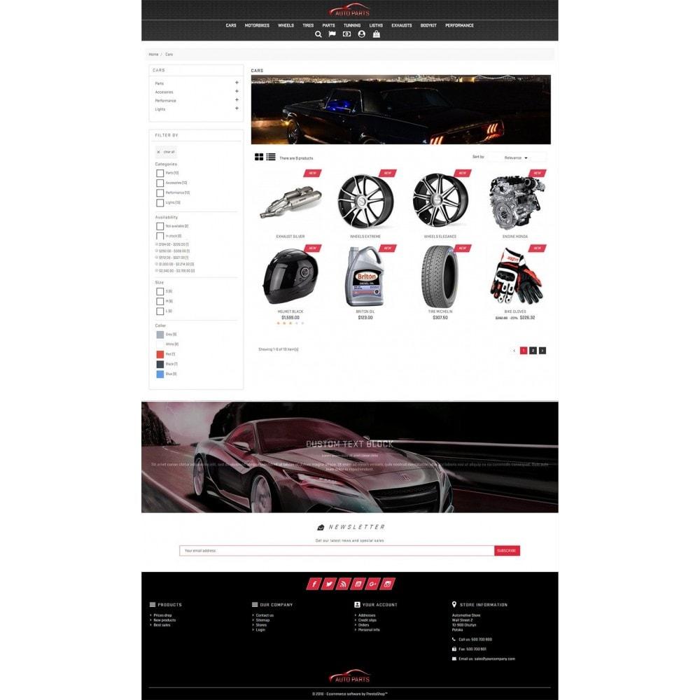 theme - Samochody - Auto Parts - 5
