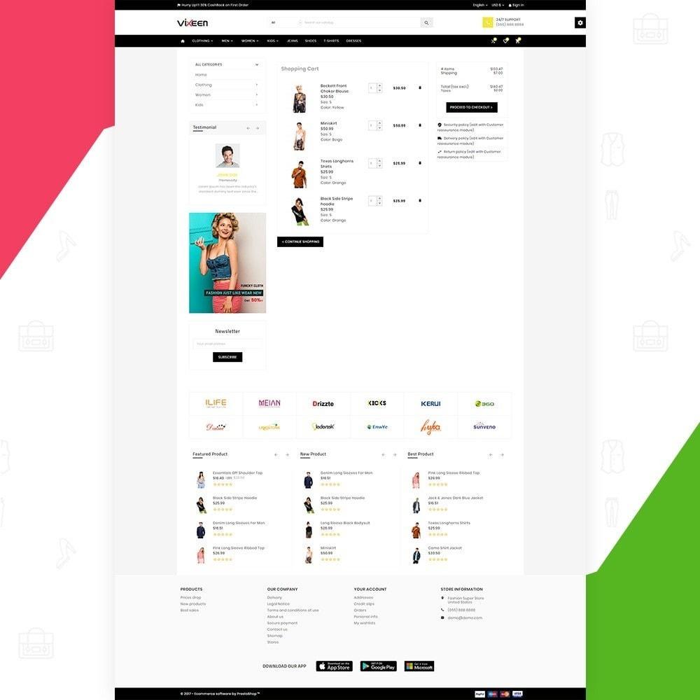 theme - Mode & Schoenen - Vixeen Stylo Fashion Super Store v3 - 6