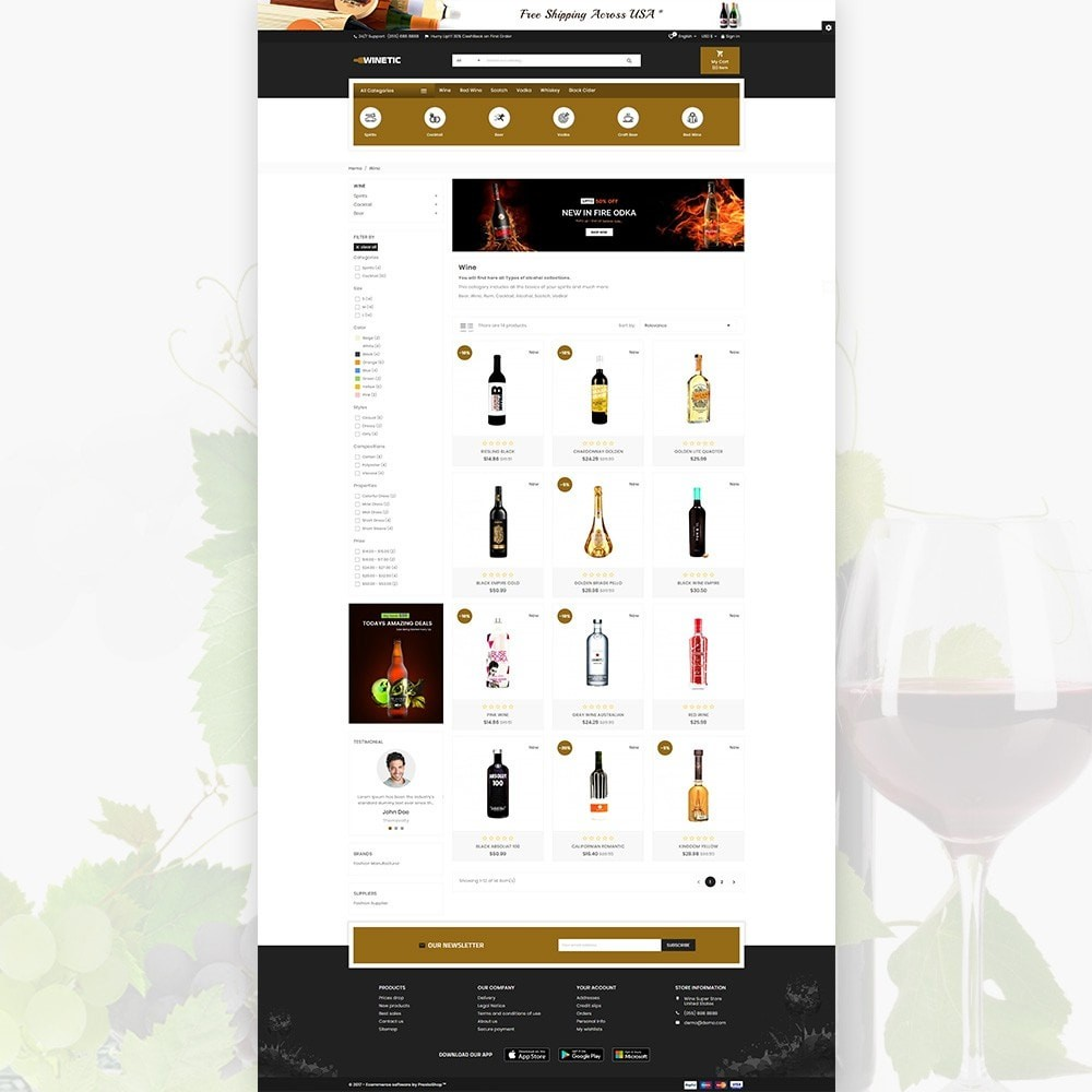 theme - Boissons & Tabac - WineTic – Wine Super Store - 3