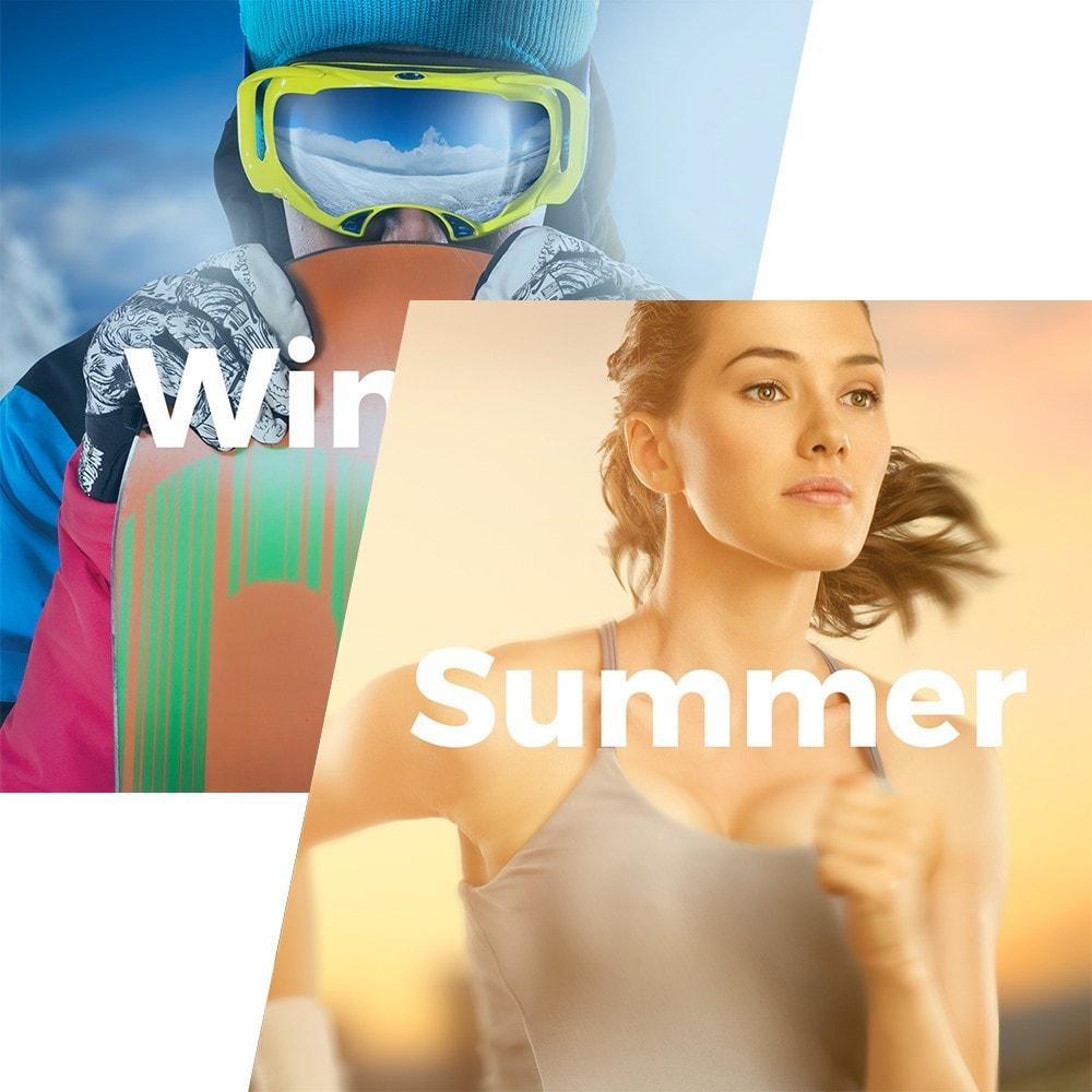 theme - Deportes, Actividades y Viajes - Olympics Store - Professional Sports - 2
