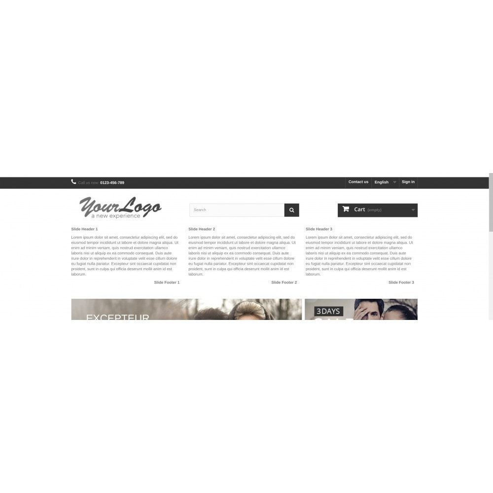 module - Slidery & Galerie - Quotes Slider - 2