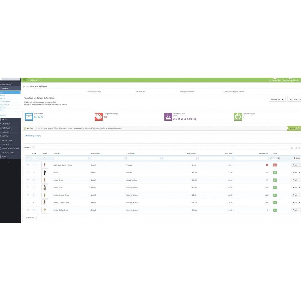 module - Zarządzanie zapasami &  Dostawcy - Auto Product Status Switcher - 4
