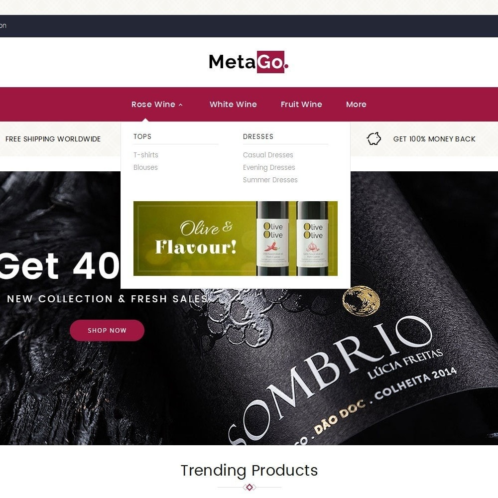 theme - Boissons & Tabac - Melano Wine Club - 8
