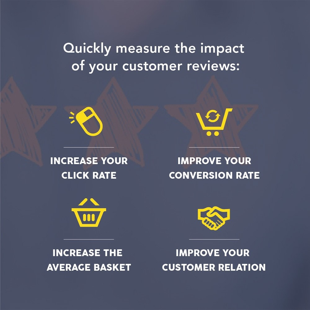 module - Customer Reviews - Guaranteed Reviews Company, shop and product ratings - 16