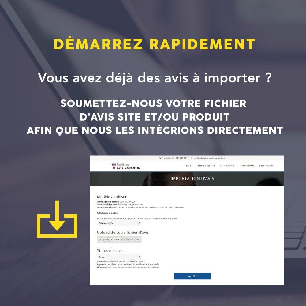module - Avis clients - Avis client - Société des Avis Garantis - 19