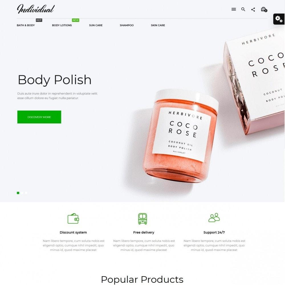 theme - Health & Beauty - Individual Cosmetics - 2
