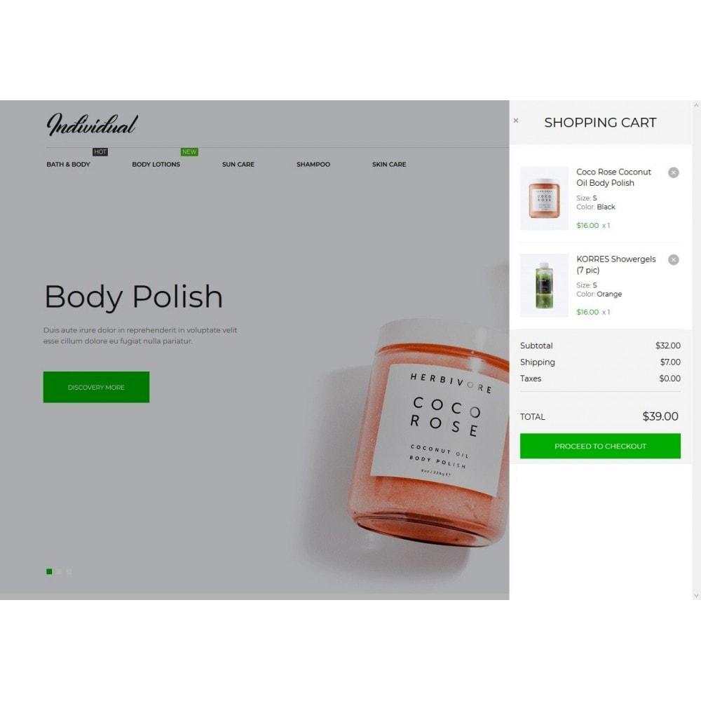 theme - Health & Beauty - Individual Cosmetics - 7