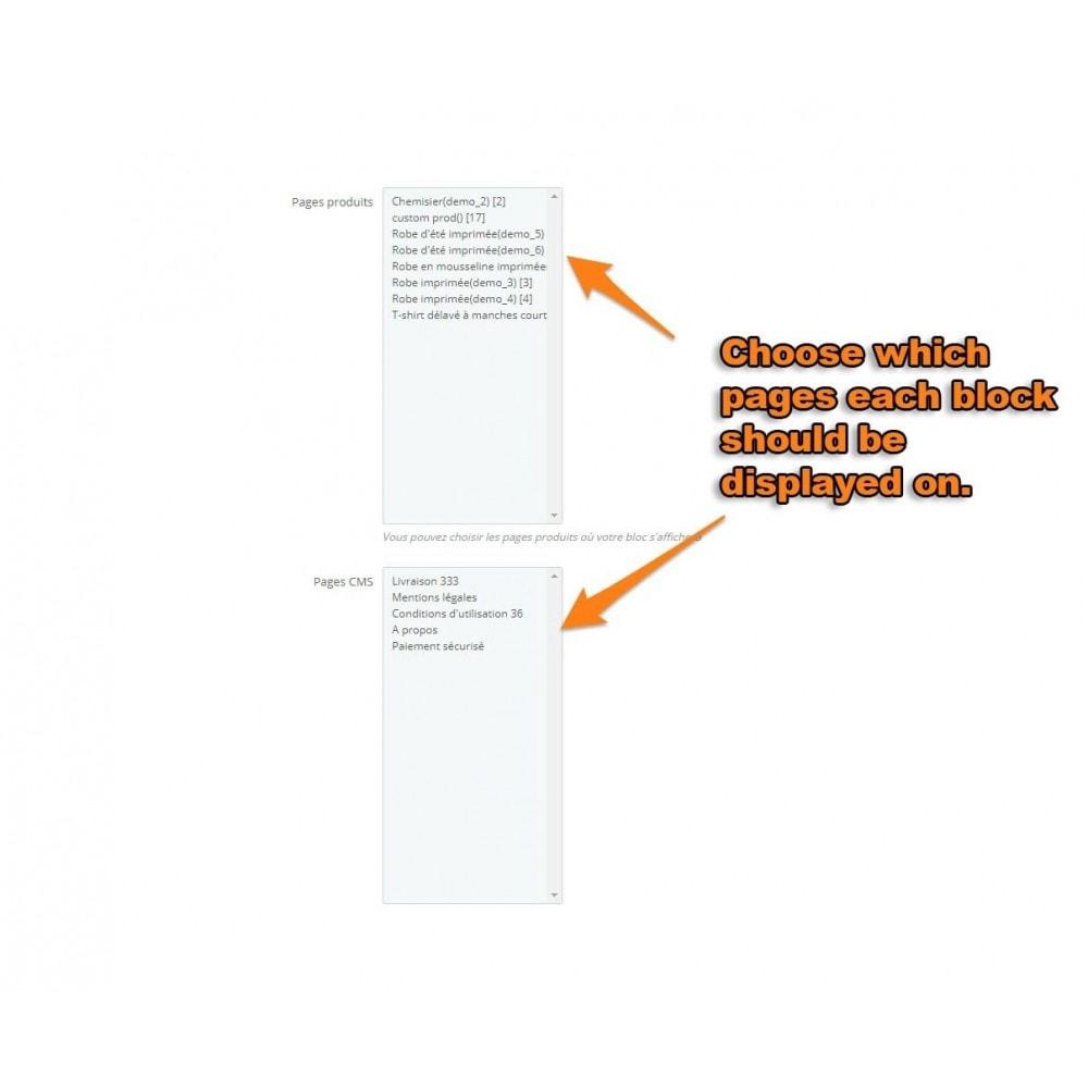 module - Blog, Foro y Noticias - Multi html block - 2