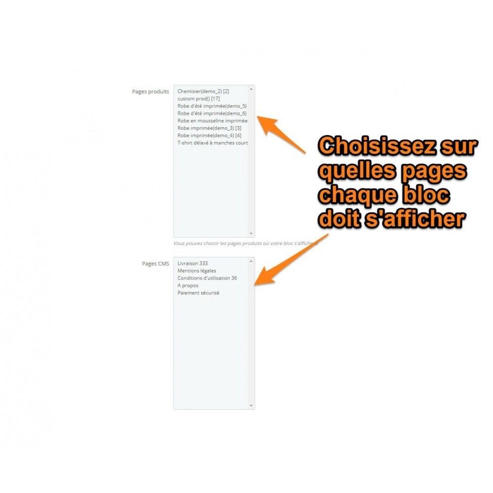 module - Blog, Forum & Actualités - Multi html block - 2