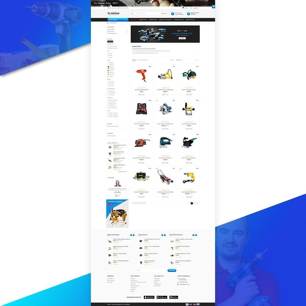 theme - Auto & Moto - ToolShine – Tool Super Store v2 - 3