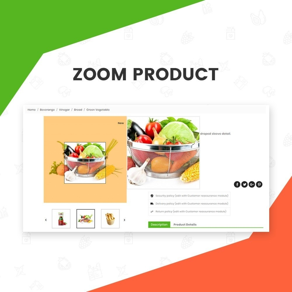 theme - Alimentos & Restaurantes - Fresh Market – Food Super Store v3 - 6